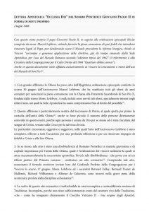 thumbnail of 1988 Lettera Apostolica Ecclesia Dei