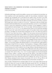 thumbnail of Anno Nuovo e una Tradizione che ritorna ad Ancignano