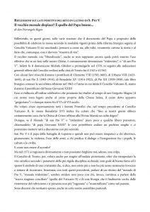 thumbnail of Riflessioni sui lati positivi del rito in latino di San Pio V